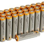 AAA AmazonBasics Batteries Pack of 100 as low as $11.54 ($0.12 Each)!
