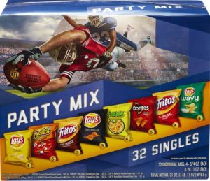 Frito-Lay Party Mix Variety Pack 28-Count Only $8.98 ($0.32/Bag)! Best Price!