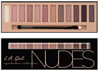 L.A. Girl Nudes Eyeshadow Palette