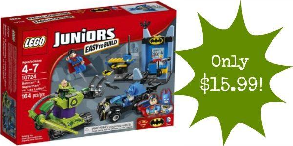 LEGO Batman & Superman vs Lex Luthor Set