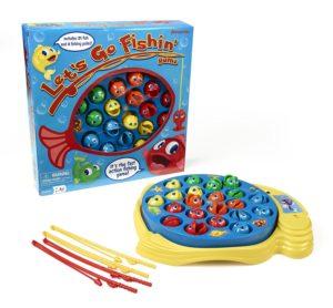 Let's Go Fishin' Game Only $5.60 (Reg. $17)!