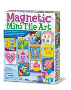 4M Magnetic Mini Tile Art Kit Only $7.20!