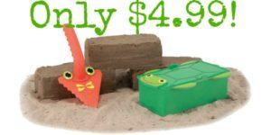 Melissa & Doug Sand Brick-Building Set Only $4.99!