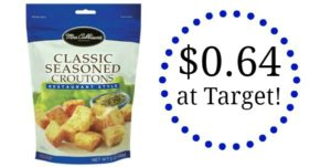 Target: Mrs. Cubbison's Croutons Only $0.64!