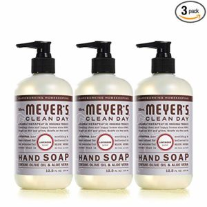Mrs. Meyer's Lavender Liquid Hand Soap 3-Pack Only $8.79 ($2.93/Bottle)!! Lowest Price!