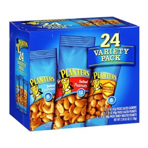 Planters Nut 24 Count-Variety Pack as low as $5.26 Shipped! ($0.22 Each)