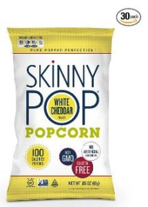 Skinny Pop Popcorn 30 Pack as low as $12.73 ($0.42 per Bag)!