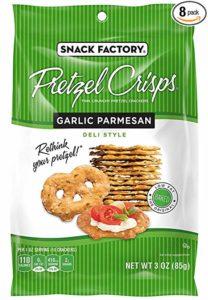 Snack Factory Pretzel Crisps 8-Pack as low as $4.39 ($0.55 Each)!