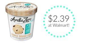 Walmart: Arctic Zero Ice Cream Pint Only $2.39!