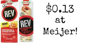 Meijer: Hormel Rev Products as low as $0.13!