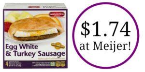 Meijer: Sandwich Bros. Sandwiches Only $1.74!