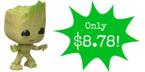 Funko POP Guardians of the Galaxy 2 Toddler Groot Only $6.95!