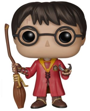 Funko POP Harry Potter Quidditch Figure