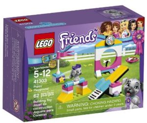 LEGO Friends Puppy Playground Building Kit Only $3.72!