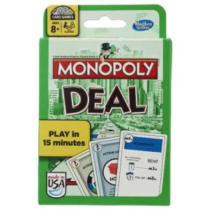 Monopoly Deal Card Game Only $3.49 (Reg. $10)! Best Price!