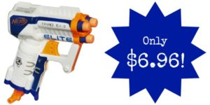 Nerf N-Strike Elite Triad EX-3 Blaster Only $6.96!