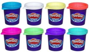 Play-Doh Plus Color Set 8-Pack Only $4.99 (Reg. $9)!