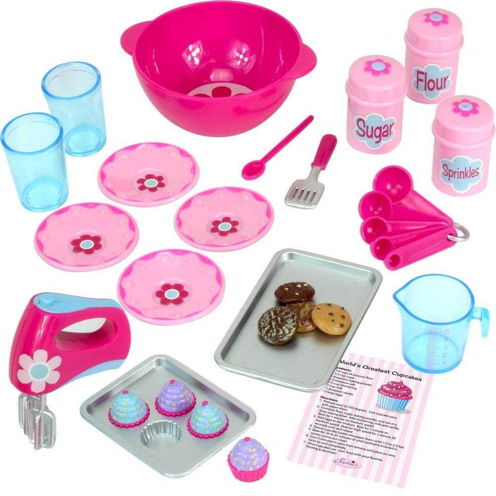 Set Of 26 Baking Items For 18 Quot Dolls Only 13 88 Become