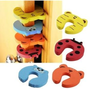 Set of 4 Door Stop Finger Pinch Guards Only $2 + FREE Shipping!