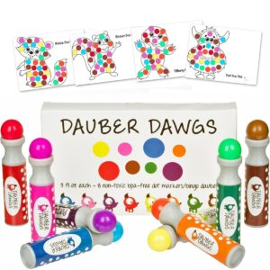 Washable Dot Markers 8-Pack Only $16.97! Best Price!