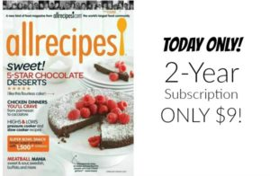 allrecipes Magazine Subscription Only $4.50/Year!