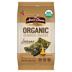 Target: Annie Chun's Seaweed Snacks Only $0.56!