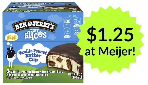 Does ben and jerry's website offer coupons
