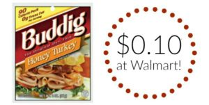 Walmart: Buddig Lunchmeat Only $0.10!