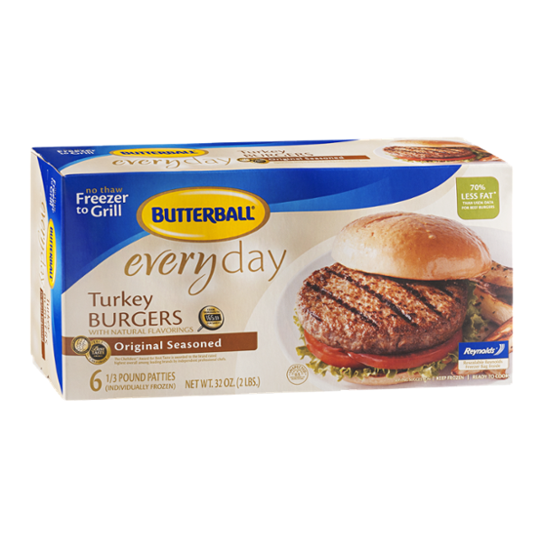 Butterball Coupon. There is a new Butterball Coupon available to print. The coupon is for $ off (1) package of Butterball Frozen Turkey Burgers. Print Butterball Frozen Turkey Burgers Coupon. Walmart sells the Butterbal Frozen Turkey Burgers for $ making them $ after the coupon.