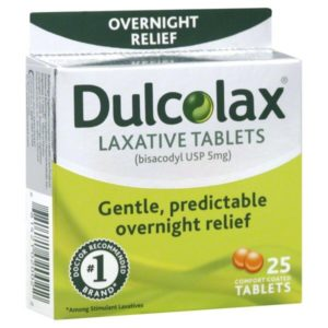 Target: Dulcolax Products Only $1.24!