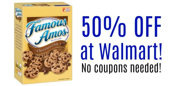 Here you can find the latest Famous Amos discount codes