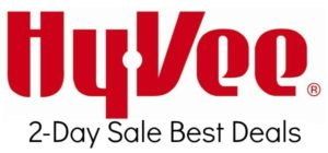 Hy-Vee 2-Day Sale Best Deals – August 17 & 18