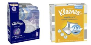 FREE Kleenex Facial Tissues at Target!