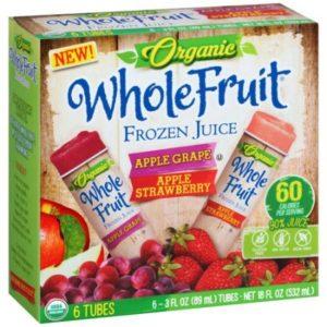 Meijer: Whole Fruit Frozen Juice Tubes Only $0.50!