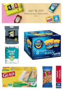 FREE Shipping when you buy 5 select items on Amazon Pantry!