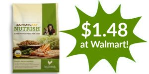 Walmart: Rachael Ray Nutrish Dog Food Only $1.48!