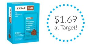 Target: RxBar Kids Multipacks Only $1.69!