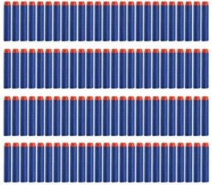 100 Blue Foam Darts (compatible with Nerf Elite Series) Only $2.99 + FREE Shipping!