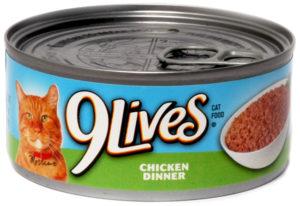 Kroger: 9Lives Canned Cat Food Only $0.15!