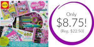 ALEX Toys Craft Friends 4 Ever Scrapbook Only $8.75 (Reg. $22.50)!