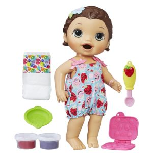 Baby Alive Super Snacks Snackin' Lily Doll as low as $13.29! Lowest Price!