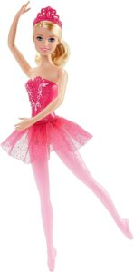 Barbie Fairytale Ballerina Doll Only $6.04!!