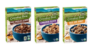 Walmart: Cascadian Organic Cereal Only $0.64!