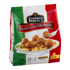 Kroger: Cooked Perfect Meatballs Only $1.00!
