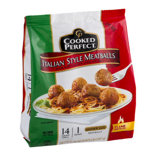 Kroger Cooked Perfect Meatballs Only 1 00 Become A