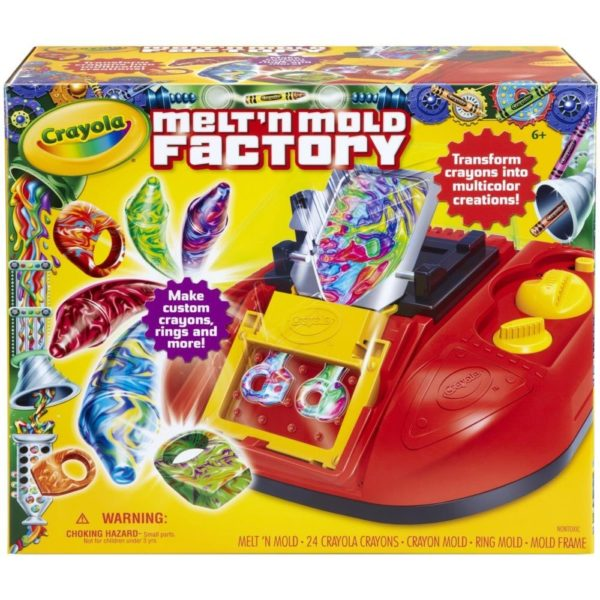 Crayola Melt 'N Mold Factory