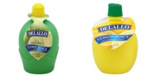 Kroger: DeLallo Lemon Juice or Lime Juice at Kroger!