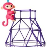 Fingerlings Jungle Gym Playset + Interactive Baby Monkey Aimee Only $8.99 (Reg. $20)!