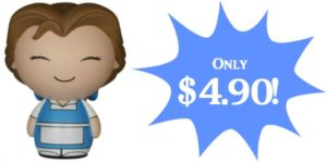 Funko Dorbz Disney Peasant Belle Figure Only $4.90!