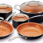 Gotham Steel 10-Piece Kitchen Nonstick Frying Pan and Cookware Set - $78.07 Shipped!